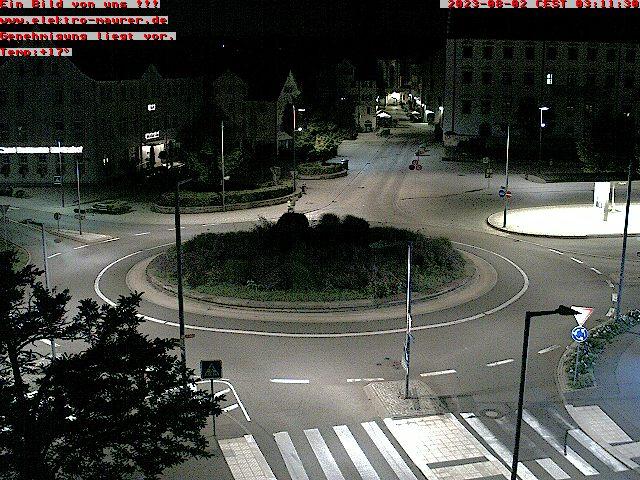 Rottenburg am Neckar City Center, Eugen-Bolz-Platz
